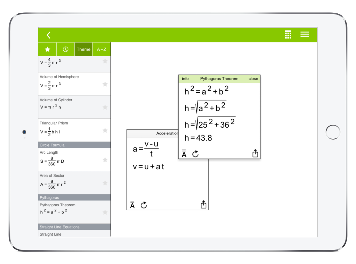 How to use EquationLab in math and physics for fast and accurate calculations